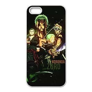iPhone 5,5S Phone Case ONE PIECE Roronoa Zoro WOP67RZ42036