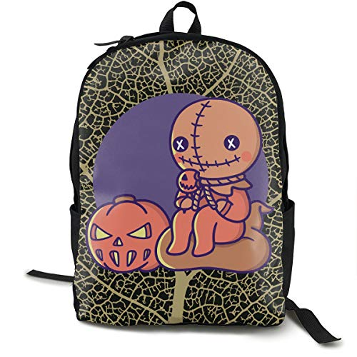 Trick 'r Treat Adult Mens & Womens Unisex Climbing Funny Style Shoulders Bag