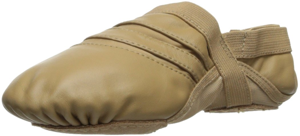 Dance Class MD200 Modelo Jazz Shoe (Little Kid/Big Kid),Caramel,1 M US Little Kid