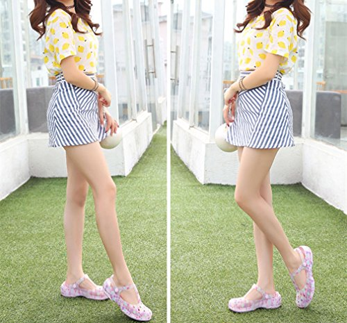 Women Slip ons Girls Smago Anti Friendly Fashion color5 Material Skid Sandals dawTqgx