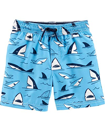 infant shark swimming suit - 4