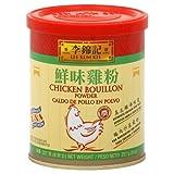 Chicken Bouillon Powder (Caldo De Pollo En Polvo)- 8oz [3 units] by Lee Kum Kee.