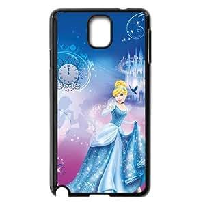 Samsung Galaxy Note 3 Cell Phone Case Black Disney Cinderella Character Cinderella Q6849745
