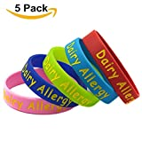 Best Bracelets 2 Piece For Boys - Sunling 2 5 Pack Kids Friendly Food Dairy Review