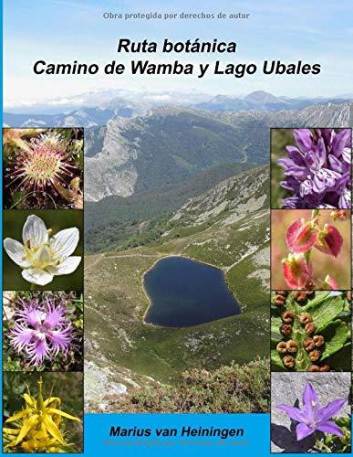 Ruta botánica Camino de Wamba y Lago Ubales Flores silvestres del norte de España: Amazon.es: van Heiningen, Marius: Libros