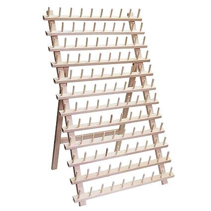 Amazon.com: SAND MINE - Perchero de madera para costura y ...