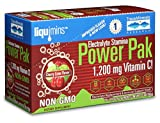 Trace Minerals Non GMO Electrolyte Stamina Power Pak Cherry Lime 5.3 g 30 Packets