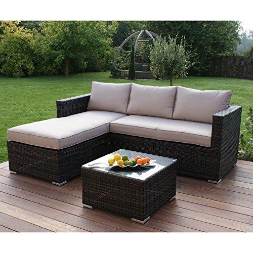 Maze Rattan chaise Final - Set de muebles de jardín sofá de ...