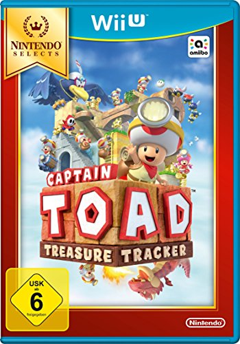 (Wii U Captain Toad: T.Tracker Selects)