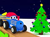 Learn Colors with Ted The Train : Christmas Tree/Christmas Gifts