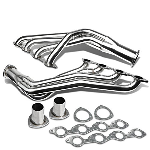 - DNA MOTORING HDS LT HDSBBCLT Stainless Steel Exhaust Header Manifold [for 67-72 396/402/427/454 V8 Chevy BBC]