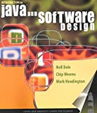 Introduction to Java and Software Design, Dale, Nell B. and Weems, Chip, 0763710644