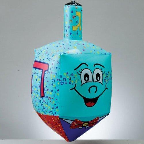 Large Inflatable Hanukkah Draydel ()
