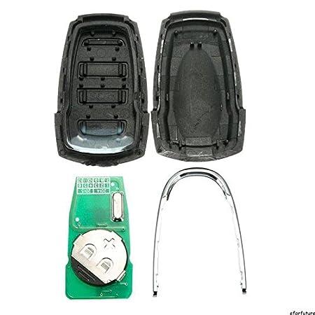 Tiptiper 433mhz eléctrico de la puerta del garaje de control remoto de control de reemplazo: Amazon.es: Electrónica