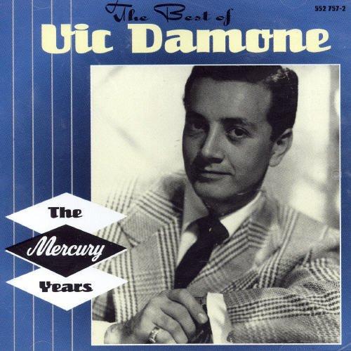 CD : Vic Damone - Best Of The Mercury Years (CD)