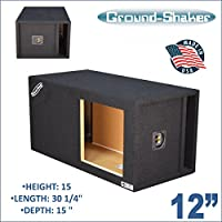 12 X-large Solo rbaric Speaker box