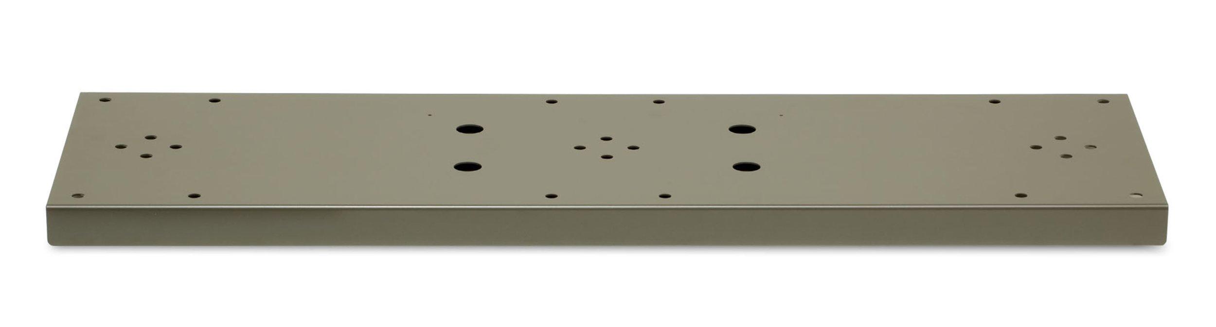 Architectural Mailboxes Tri Spreader Plate, Graphite Bronze