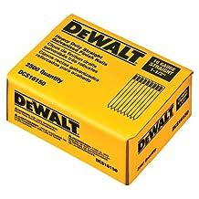 DEWALT DCS16150 1-1/2-Inch by 16 Gauge Finish Nail, 2,500 per Box