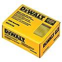 DEWALT DCS16150 1-1/2-Inch by 16 Gauge Finish Nail (2,500 per Box)