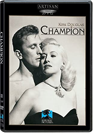 Image result for kirk douglas and marilyn maxwell in champion