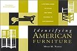 Identifying American Furniture, Milo M. Naeve, 0761989617