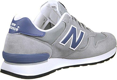 New Balance M670 SGB M670SGB, Deportivas gris azul