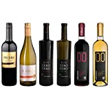 Wine Weekend Assortment - Six (6) Non-Alcoholic Wines - Grande Reserve...