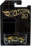 wheels camaro - Hot Wheels 2018 50th Anniversary Black & Gold Series '67 Camaro Chase 1/64 Scale Diecast Model Car