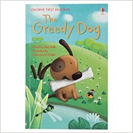 Buy Greedy Dog (First Reading Level 1) Book Online at Low Prices in