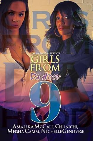 book cover of Girls from da Hood 9