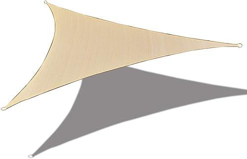 Alion Home HDPE 180 GSM Sun Shade Sail