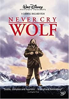 never cry wolf amazing true story of life among arctic wolves  never cry wolf