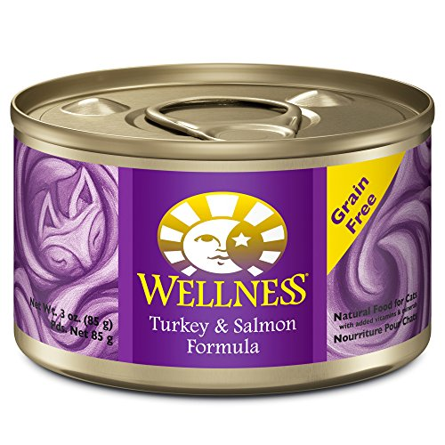 Wellness Complete Health Natural Canned Grain Free Wet Cat F