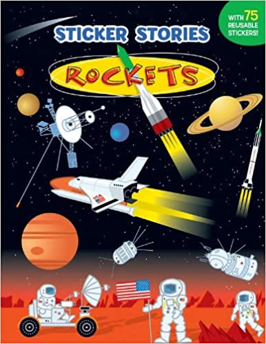 Sticker Stories Rockets