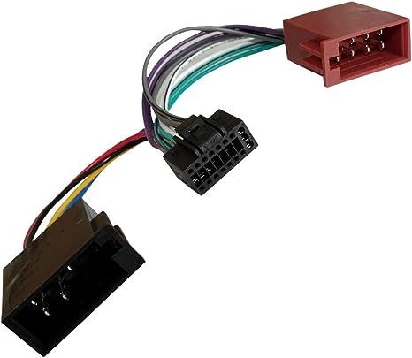 convertitore adattatore cavo di connessione maschio ISO per Pioneer adattatore cavo/ISO Aerzetix Z2