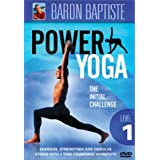 Baron Baptiste Level 1 Power Yoga The Initial Challenge DVD