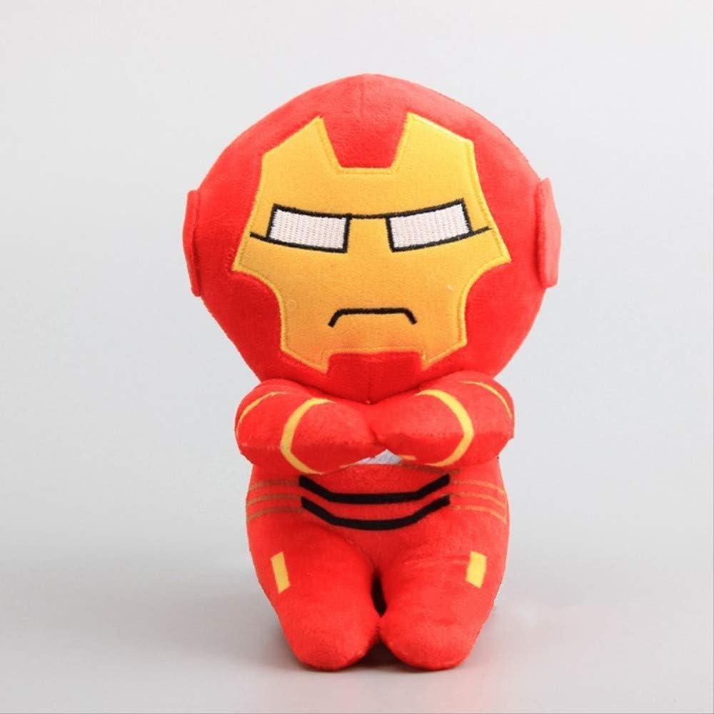 Thumby Peluches, 18cm Regalos Avenger Iron Man Sentado
