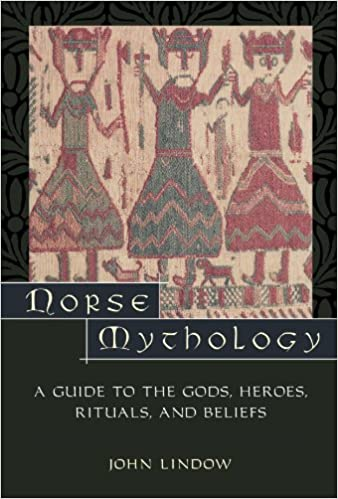 Norse Mythology [EN] - John Lindow