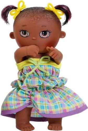 Amazon.es: Paola Reina - Zoe, muñeca bebé Negrita, de Vinilo, 22 cm (23567): Juguetes y juegos