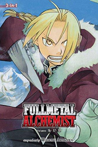 - Fullmetal Alchemist, Vol. 16-18 (Fullmetal Alchemist 3-in-1)