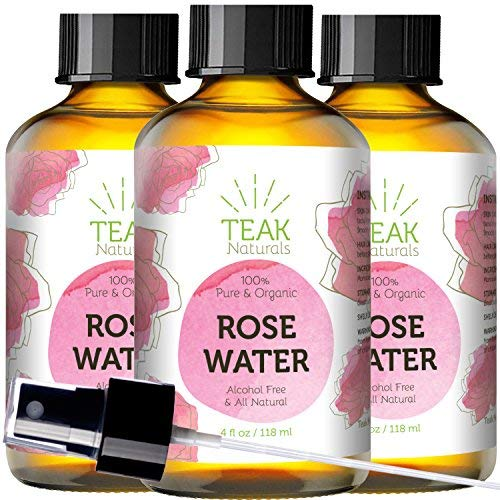 Buy the best rose water