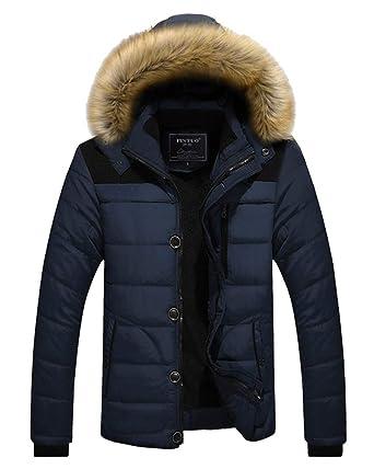 8a82ccd393fb Longue À Manteau Et Homme De Vêtement Veste Fourré Vêtements Capuche  D hiver Parka Accessoires Duvet FwqU5wz