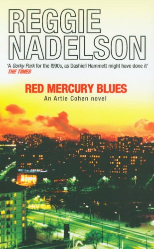 Read Online Red Mercury Blues pdf