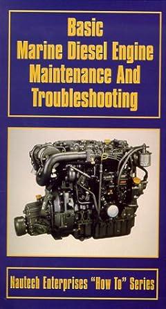 marine diesel engine trouble shooting