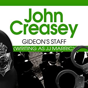 Gideon's Staff Audiobook