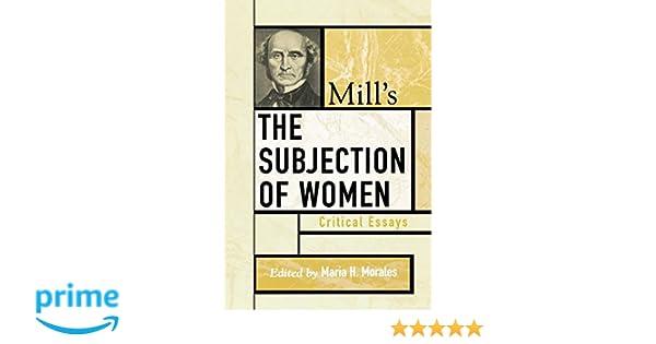 the subjection of women summary