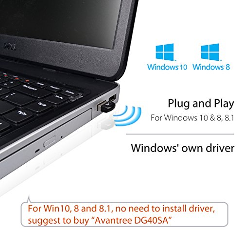 Laptop bluetooth adapter for audio