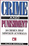 Front cover for the book Crimes that shocked Australia by Alan Sharpe