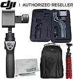 DJI Osmo Mobile 2 Handheld Smartphone Gimbal Stabilizer Must-Have Bundle