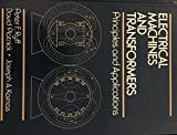 img - for Electrical Machines and Transformers: Principles and Applications [1/4/1987] Peter F. Ryff book / textbook / text book
